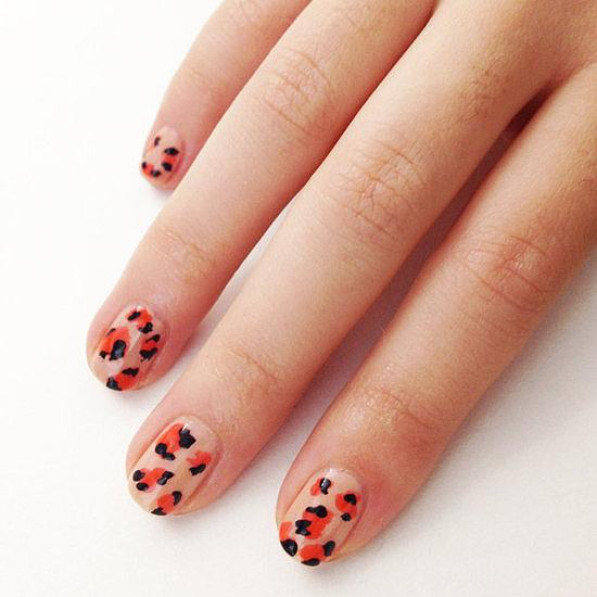 11 mẫu móng tay đơn giản, dễ thương ngày hè