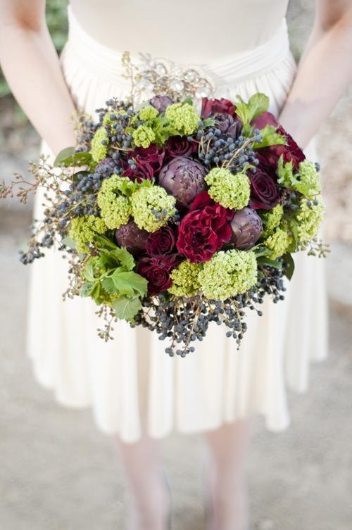 Chọn hoa tone ấm áp cho đám cưới mùa lạnh 19