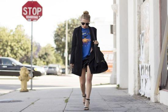 Phối đồ cùng 4 kiểu giày có quai cho nàng chân ngắn