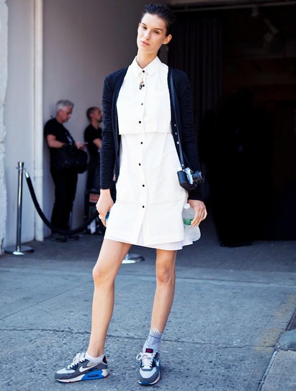 Gợi ý nhiều cách mặc cardigan ngày thu cho phái đẹp 2