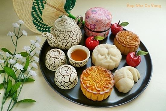Những món ngon Hà Nội vào thu