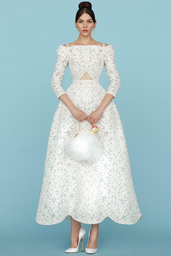 Những gợi ý váy cưới tuyệt đẹp từ BST Haute Couture 2015 14