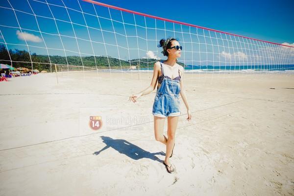 Biển xanh cát trắng & những bộ bikini đẹp lung linh 6