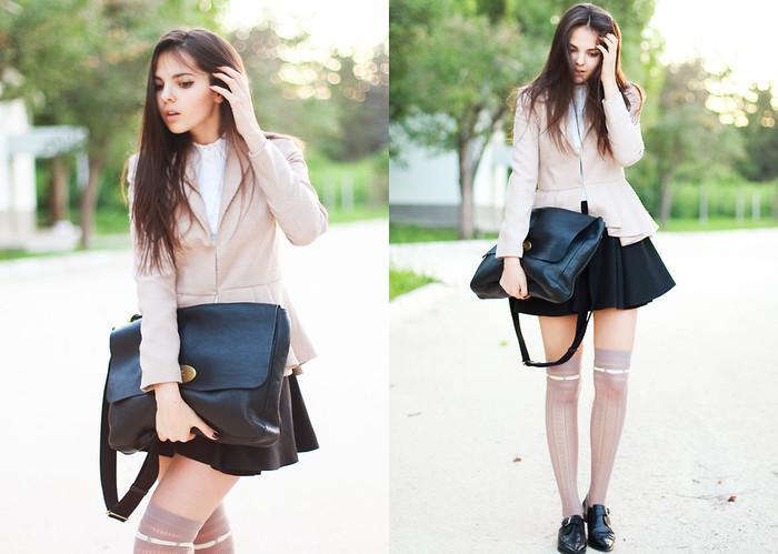 Cảm hứng 'Back to school' của cư dân thời trang