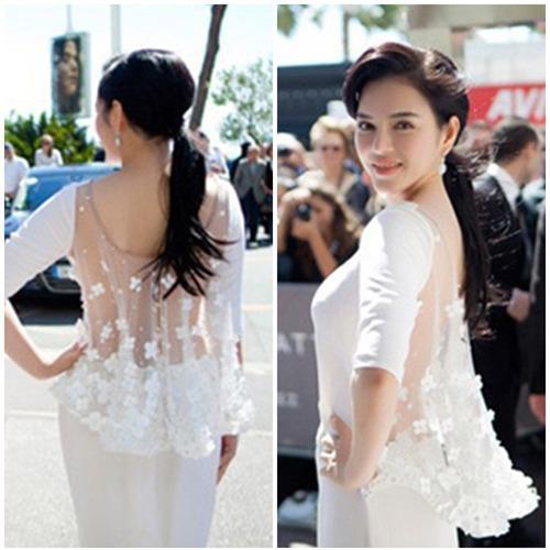 Những mốt váy hoa 'xiêu lòng' người đẹp - 3