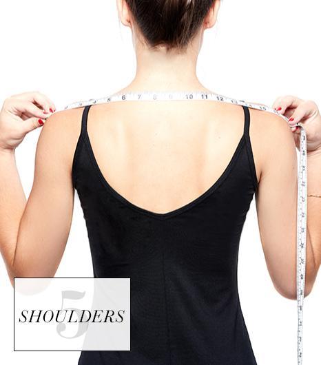 Học cách tự đo size khi mua quần áo online 6