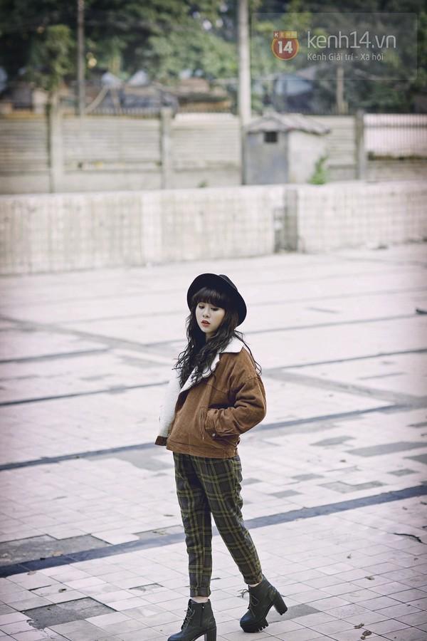 Ấm áp và phong cách với jacket trẻ trung 5