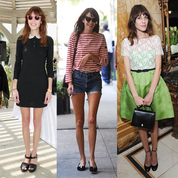 Bình chọn cho biểu tượng thời trang mùa hè 2013