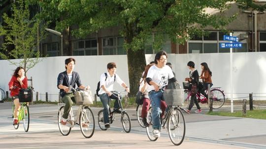 5 thành phố đi xe đạp tại Việt Nam 2