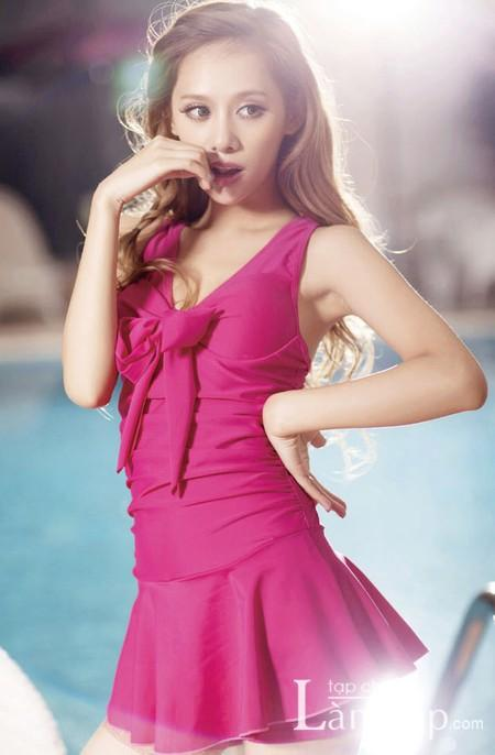 Bộ sưu tập những mẫu áo tắm đẹp gợi cảm mà vẫn kín đáo