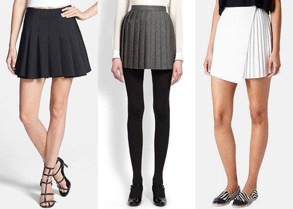 Chọn chân váy xếp ly hoàn hảo cho từng cá tính 1