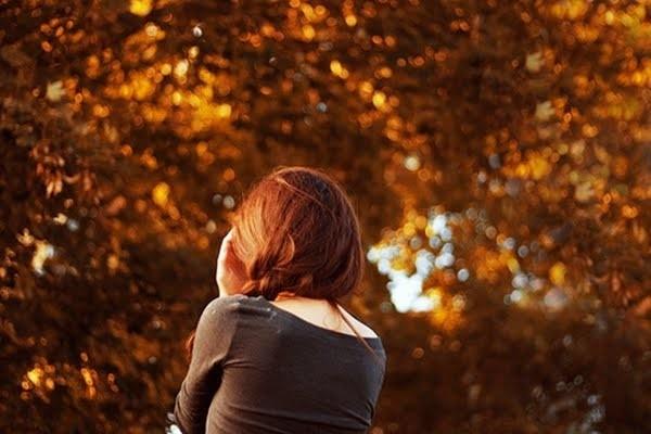 Có phải mùa thu đang giấu anh lâu đến thế? 1