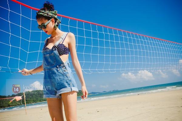 Biển xanh cát trắng & những bộ bikini đẹp lung linh 8