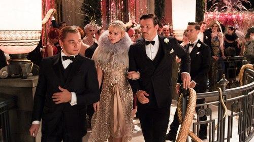 Thời trang xa xỉ tràn ngập trong 'The Great Gatsby'