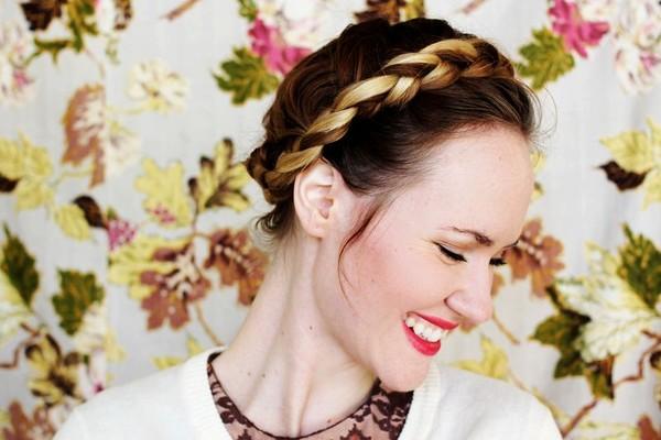6 kiểu tóc đẹp cho những buổi tiệc tùng cuối năm