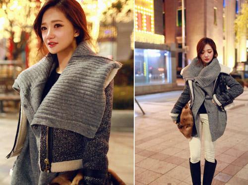 4 mẫu áo khoác giúp bạn trẻ hơn