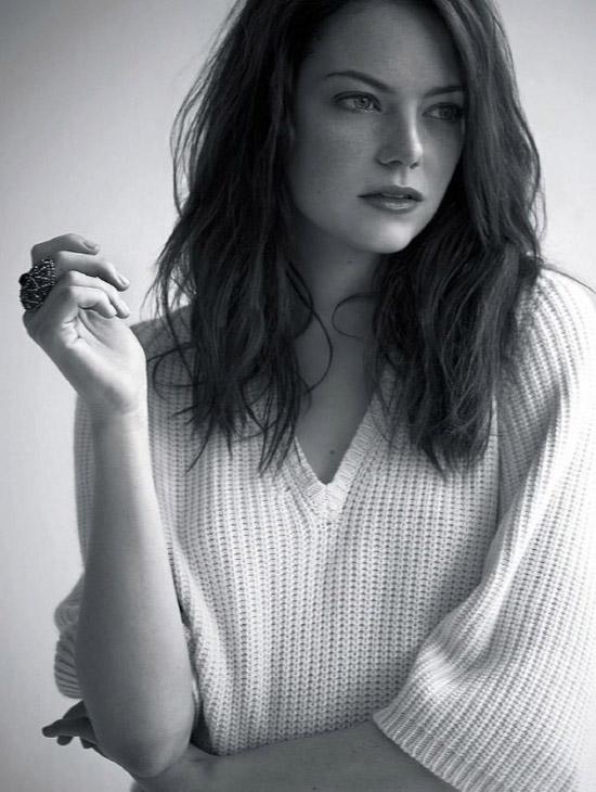 Emma Stone - Nét gợi cảm đằng sau vẻ trong sáng 9