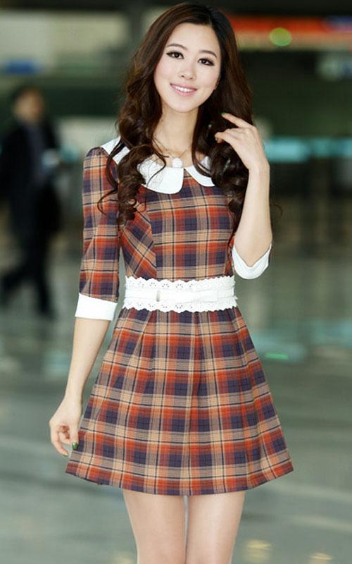 Mẫu váy đẹp hè 2013 giúp nàng đẹp xinh như tiểu thư
