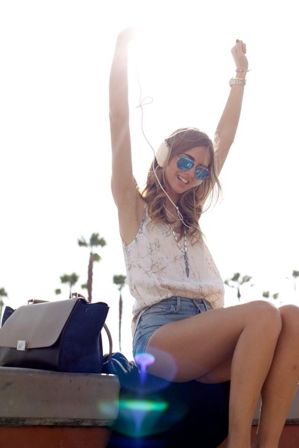 6 công thức mix đồ ngày hè giúp bạn