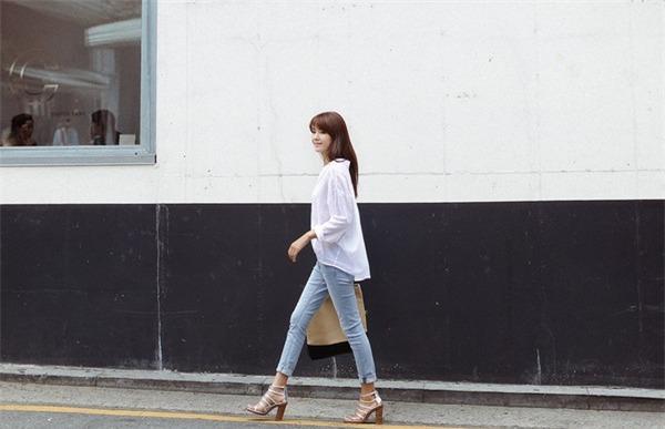 Tips chọn và mix quần jeans đúng trend cho mùa thu 14