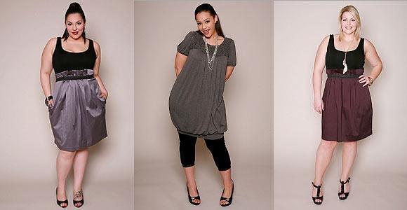 Bí kíp cách chọn trang phục cho người mập