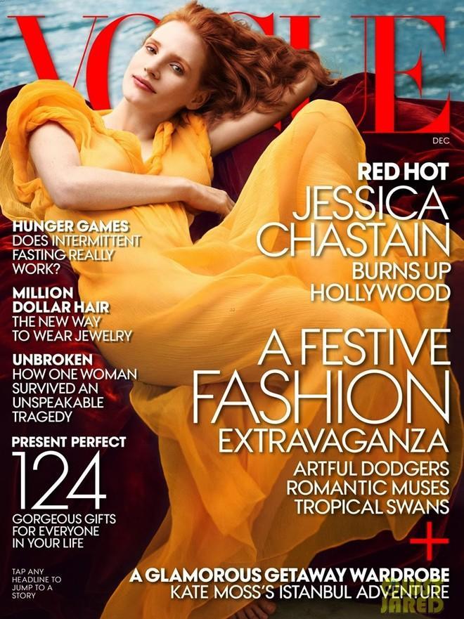 10 người đẹp quyến rũ nhất trên trang bìa tháng 12