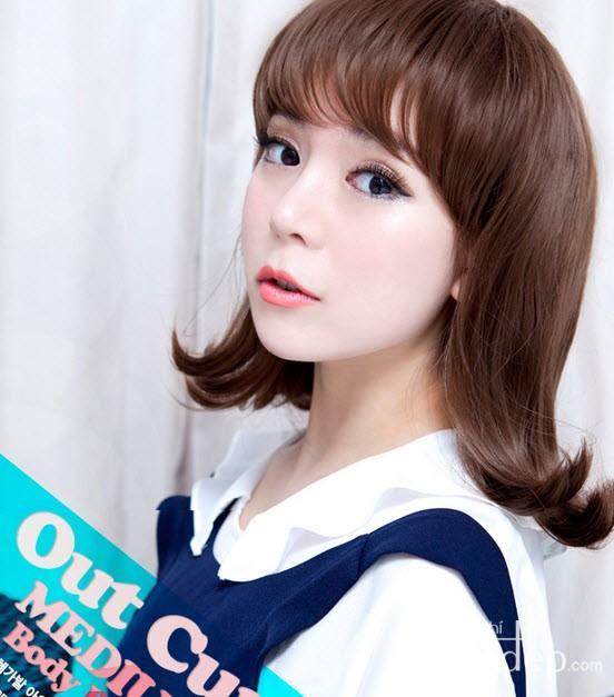 Mẫu tóc ngắn đẹp trẻ trung chào hè 2014