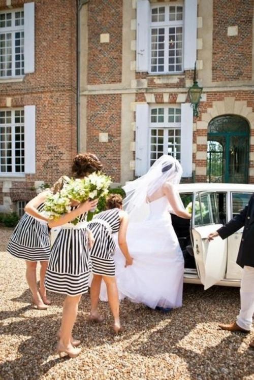 7 gợi ý váy phù dâu thời trang và nhã nhặn 14
