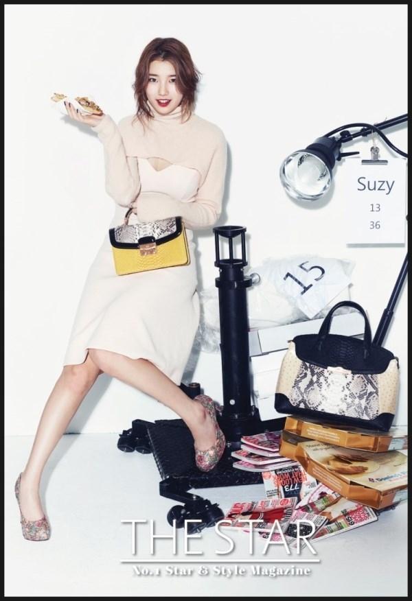 Miss A đẹp cá tính trên bìa tạp chí