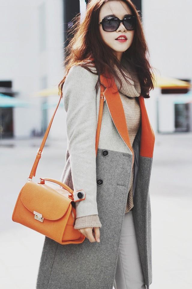 Chọn áo khoác cho nàng công sở đón rét kéo dài 9