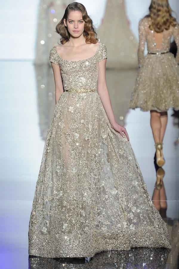 Những gợi ý váy cưới tuyệt đẹp từ BST Haute Couture 2015 3