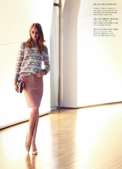3 mẫu chân váy công sở đẹp cho mùa đông