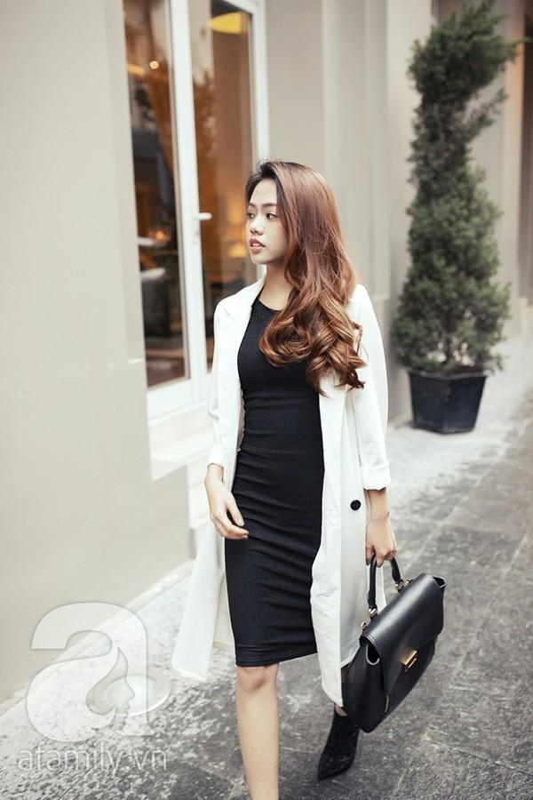 Biến hóa cho cả tuần làm việc với váy đen ngắn (LBD) quyến rũ 14