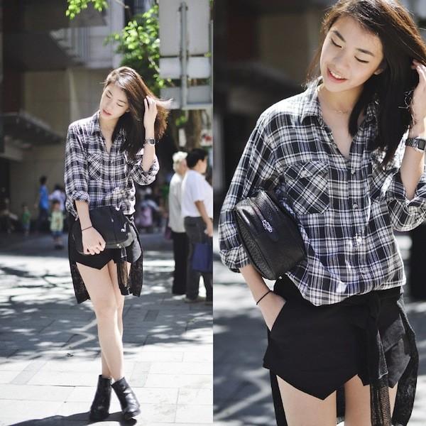 Phong cách casual dạo phố ngày hè lên ngôi - GUU.vn