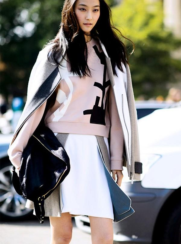 6 gợi ý vận dụng màu sắc dễ đẹp cho mùa thời trang 2015 2