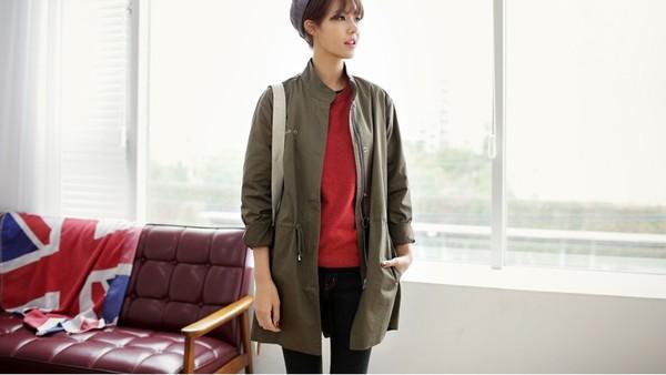 Chọn áo khoác chống mưa, ấm áp và hợp thời trang 12