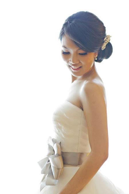 10 bí quyết làm đẹp cô dâu trong ngày cưới