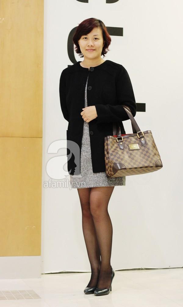 Phái đẹp Hà thành xúng xính áo khoác cho street style ngày lạnh 8
