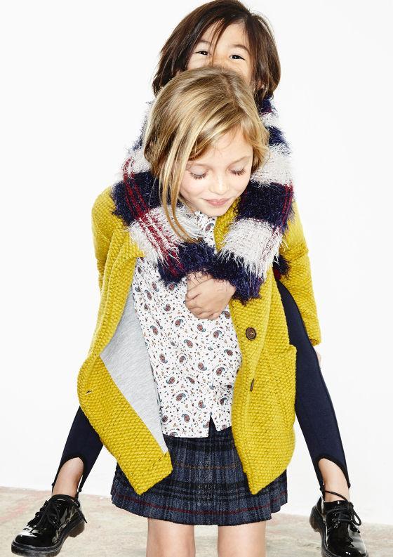 Mê mẩn ngắm lookbook mùa đông dành cho các bé yêu 9