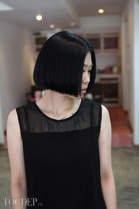 Những kiểu tóc ngắn đẹp không thể bỏ qua