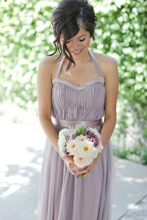 Xu hướng váy phù dâu tone màu pastel 2014 9