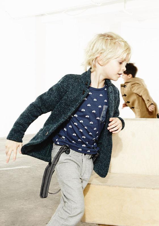 Mê mẩn ngắm lookbook mùa đông dành cho các bé yêu 10