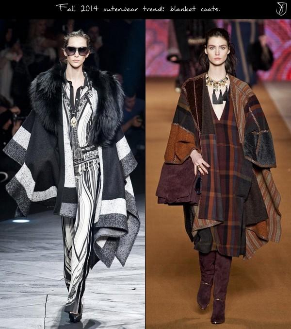Ngày gió mùa: Cập nhật 10 trends áo khoác