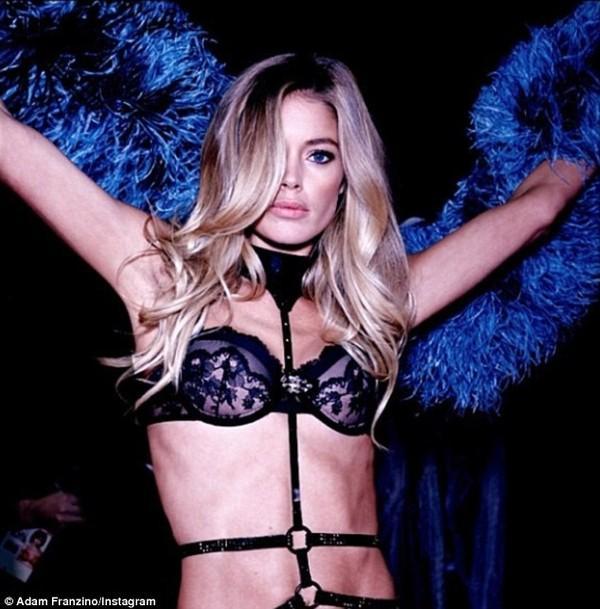 Những hình ảnh nóng bỏng nhất của Victoria's Secret 2013 6
