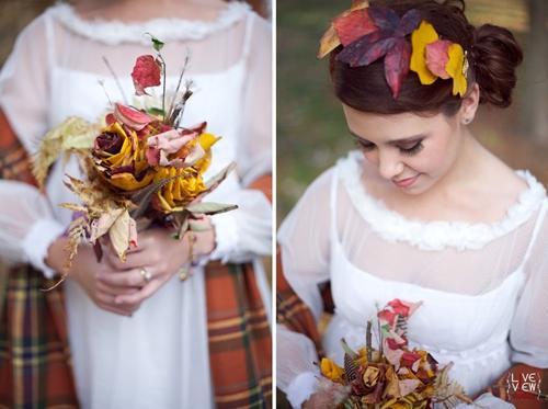 Chọn hoa tone ấm áp cho đám cưới mùa lạnh 5