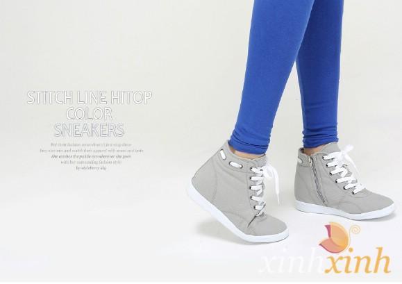 Những đôi giày không thể thiếu trong mùa thu