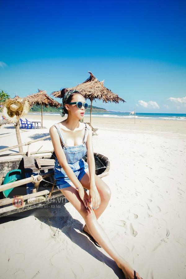 Biển xanh cát trắng & những bộ bikini đẹp lung linh 5