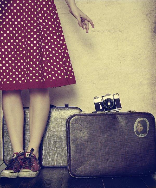 Những cô gái không đi giày cao gót