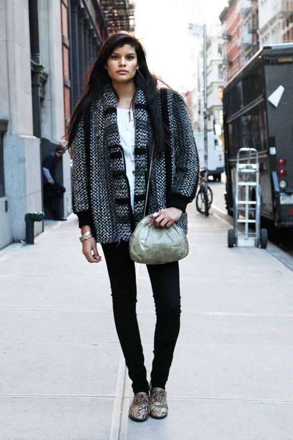 Những chiếc áo giúp bạn tự tin dạo phố ngày đông