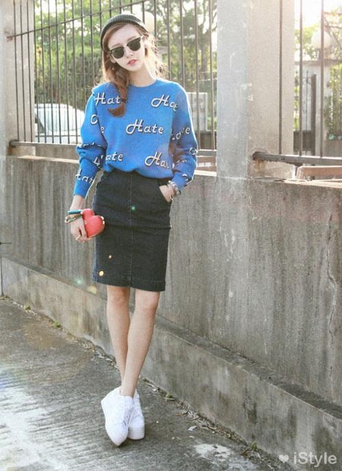 Street style châu Á tháng 10 có gì mới?